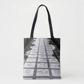 Tote Bag Allée en pierre de chemin