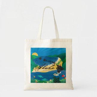 Tote Bag Aloha îles d'Hawaï de baie de Hanauma