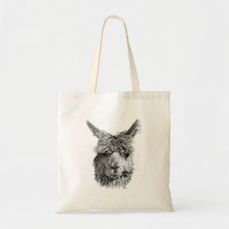 Tote Bag Alpaga