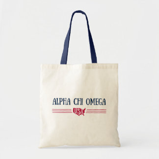 Tote Bag Alpha Chi Omega - Etats-Unis