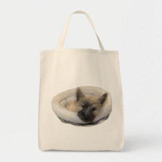 Tote Bag Amant de chiot