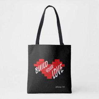 Tote Bag amour de construction
