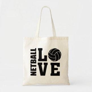 Tote Bag Amour de net-ball, net-ball