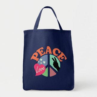 Tote Bag Amour de paix