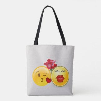 Tote Bag Amour Emoji