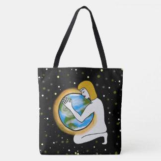 Tote Bag Amour un un autre Fourre-tout