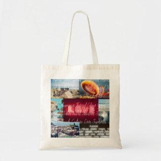 Tote Bag Amusement fourre-tout d'amant d'été