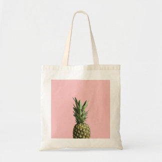 TOTE BAG ANANAS ROSE