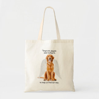 Tote Bag Ange d'or Fourre-tout
