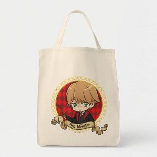Tote Bag Anime Ron Weasley
