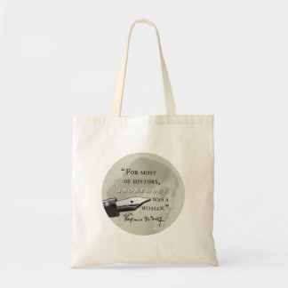 Tote Bag Anonyme était un circl de citation de la Virginie