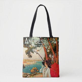 Tote Bag Antibes Cote d'Azur