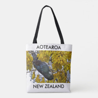 Tote Bag aotearoa Nouvelle Zélande Tui 2