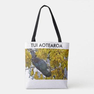 Tote Bag aotearoa Nouvelle Zélande Tui 4