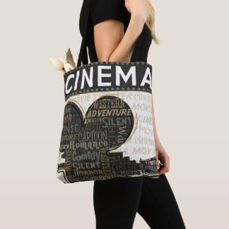 Tote Bag Appareil-photo de film vintage