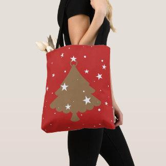 Tote Bag Arbre de Noël