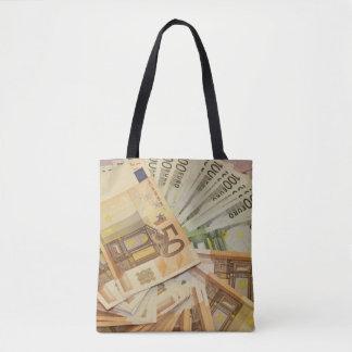 Tote Bag Argent d'argent d'argent