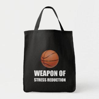 Tote Bag Arme de basket-ball de réduction du stress