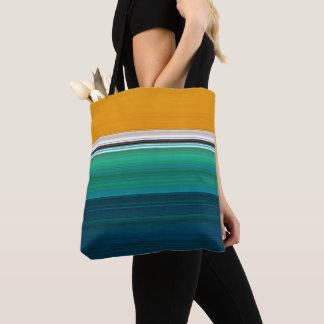 Tote Bag Art abstrait de piscine
