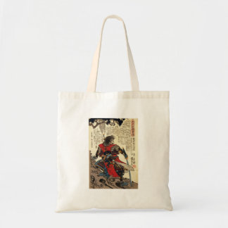 Tote Bag Art classique oriental de guerrier de cool