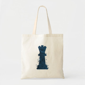 Tote Bag Art de la Reine d'échecs
