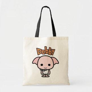 Tote Bag Art de personnage de dessin animé de ratière