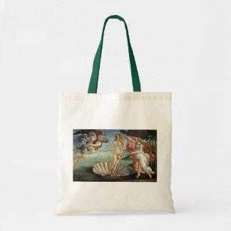 Tote Bag Art de Renaissance, la naissance de Vénus par