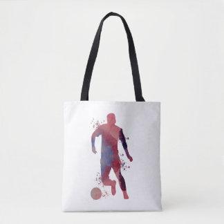 Tote Bag Art du football
