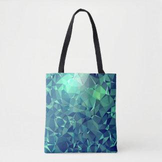 Tote Bag Art élégant et moderne de Geo - glacier magnifique