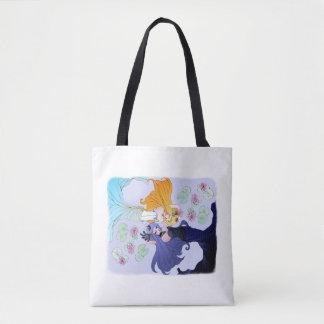 Tote Bag Art Fourre-tout de PE d'ODETTE/Odile