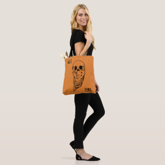 Tote Bag As de pique de basse de Drty