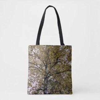 Tote Bag Auvent d'automne