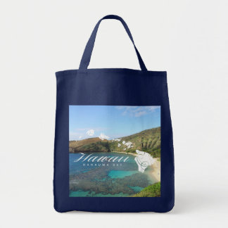 Tote Bag Baie de Hanauma - îles d'Hawaï