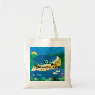 Tote Bag Baie Hawaï Honu (tortue) de Hanauma