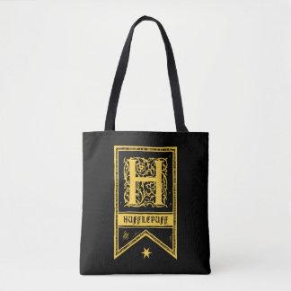 Tote Bag Bannière de monogramme de Harry Potter |