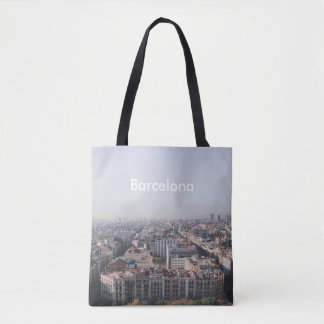 Tote Bag Barcelone Fourre-tout