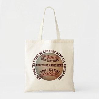 Tote Bag Base-ball