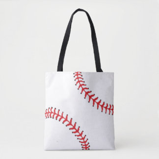 Tote Bag Base-ball Fourre-tout