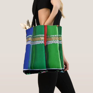 Tote Bag Beau style folklorique traditionnel