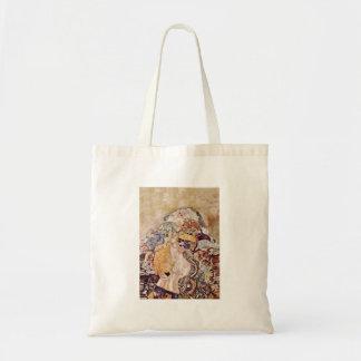 Tote Bag Bébé dans l'édredon brillamment coloré