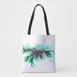 Tote Bag Bébé de dauphin