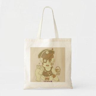 Tote Bag Bébé de pirate (CINQ)