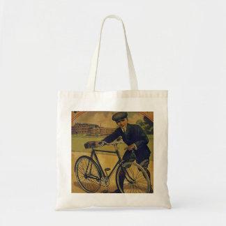 Tote Bag bicyclette vintage