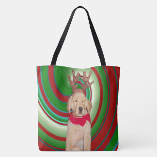 Tote Bag billie-le-d'or-renne