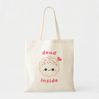Tote Bag Biscuit intérieur de morts mignons