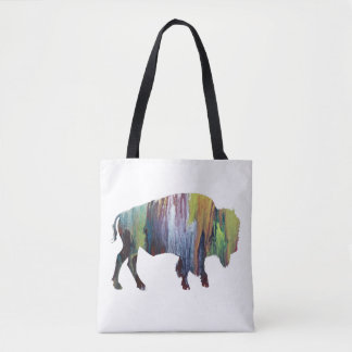 Tote Bag Bison/Buffalo