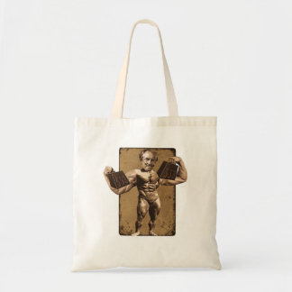 Tote Bag bodybuilder