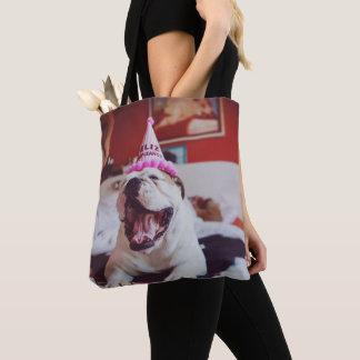 Tote Bag Bouledogue britannique des images | de Getty