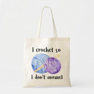 Tote Bag Boules de crochet de fil