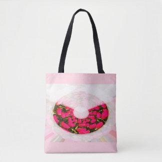 Tote Bag Bouquet de tulipe